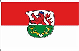 Kleinfahne Odenthal - 20 x 30cm - Flagge und Fahne