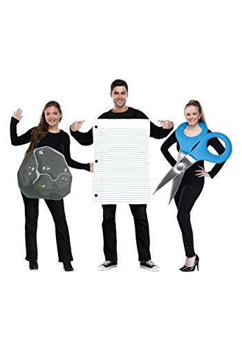 Trachtengruppe Stein, Papier, Schere für Erwachsene