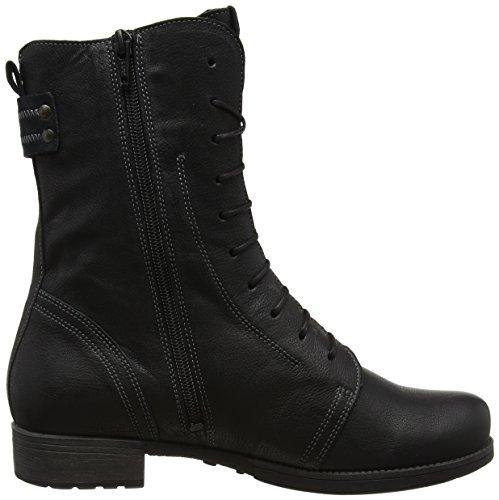 Pensare! Ladies Denk_181023 Desert Boots Black (sz / Kombi 09)