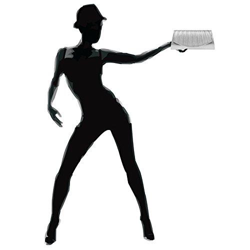 Precio Barato De Italia CASPAR TA398 Donna Pochette Brillante con Drappeggio Argento Venta Precio Increíble En Línea De Salida Con Mastercard Precio Increíble o9qgm