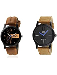 Watch Me Gift Combo Set For Him/Watches For Men/Watches For Boys (watches 3 Combo/watches 2 Combo) WMC-002-BR-WMC...