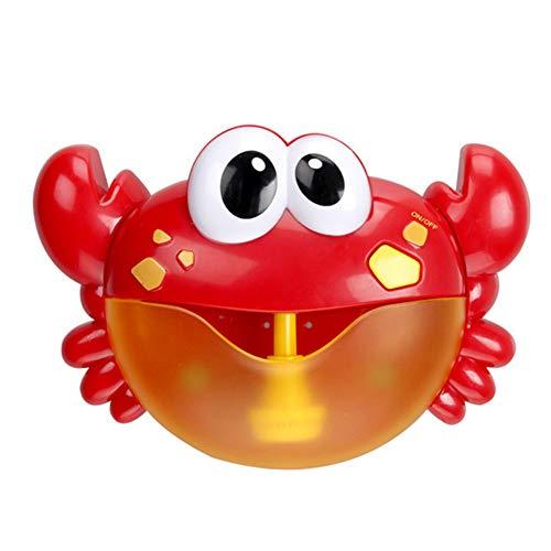 Asien Bath Bubble Maker Tool Automatische Blasen-Gebläse-Maschine Krabbe-Kind-Baby-Bad-Spielzeug. (Super Bubble Bath)