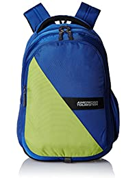 American Tourister 26 Ltrs Blue Laptop Bag (Encarta 05)