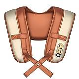 XSSD001 Massage De L'Épaule De Cou Shiatsu Massage Châle Battu Col Électrique Chauffage par Le Dos Masseur Multifonction Masseur, Cou, Dos, Taille,Vous Masser,A