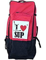 I Love sup–les Love Trolley–Sac à dos trolley stand up paddle I Love sup