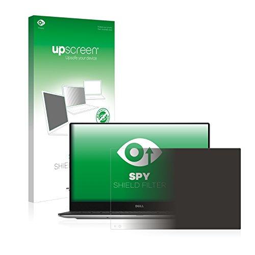 upscreen Blickschutzfilter kompatibel mit Dell XPS 13 9360 Privacy Filter - Anti-Spy Blickschutzfolie Sichtschutz-Folie