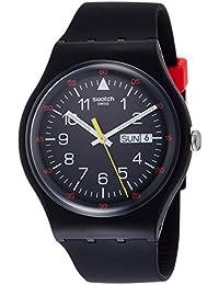 Swatch Herren-Armbanduhr SUOB724