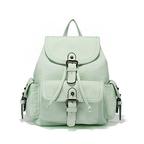 Zaino fashion mini, borsa tracolla pu ladies-C B