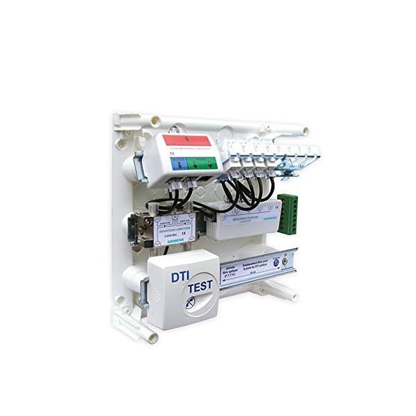Legrand LEG413002 Module de brassage RJ 45 Cat.6 RTP pour Coffret de communication