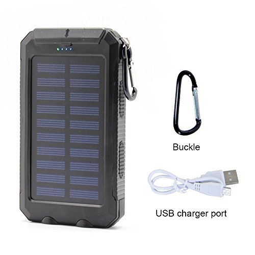 Solar-Charger-Bovon-Portable-10000mAh-Dual-USB-Solar-Battery-Charger-External-Battery-Pack-Phone-Charger-Power-Bank-with-Flashlight-Compass-for-Outdoors-Rainproof-Dust-proof-Shockproof