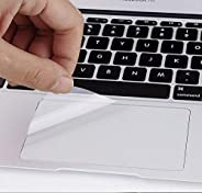 (2 Pack) Clear Anti-Scratch Trackpad Protector Touchpad Cover Skin for Newest MacBook Pro 13 Inch with or With