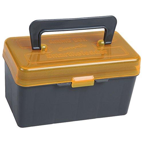 SmartReloader Boîte pour le transport de munitions - pour Calibre .223Remington, .222Remington - Petite taille, peut contenir 50 munitions