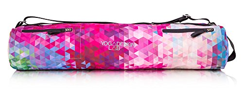 YOGA MAT BAG by YOGA DESIGN LAB | All-in-One, Lightweight, Multi-Pockets, Extra Durable | The Travel Yoga Bag that Fits Your Mat & Your Life (Tribeca Sand)