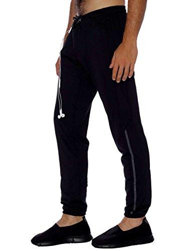 Pantalone Freddy Uomo in D.I.W.O PROPANT1 Nero, XL MainApps