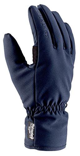 Viking Multifunktions Handschuhe Damen mit THINSULATE Isolierung und WINDLOCKER Membrane - für Wanderungen, Langlauf, Radfahren - Bergen, 19 navy, 6 (Damen Thinsulate Handschuhe)