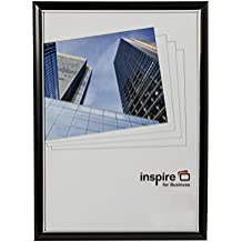 EASA3BKP Easy Loader Frame A3 Certificate / Photo / Poster Frame in Black with Non Glass Front