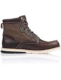 Deeluxe 74 - Boots Marrons Homme Tendances