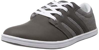 Fila Men Calve Grey Canvas Sneakers 11 UK-11 UK/India (45 EU)