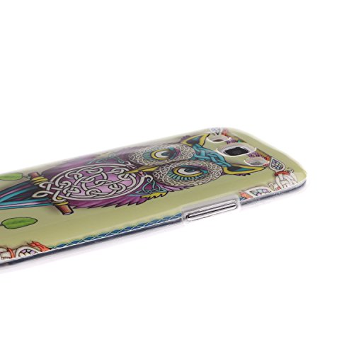 Nancen Samsung Galaxy S3 / I9300 (4,8 Zoll) Ultra Slim Weich TPU Material Design Silikon Handytasche Schutzhülle, Painted Mode Anti-Kratz Handyhülle Case Hülle Backcover Tasche