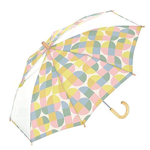 Gfbyq ombrello, britannico plaid pieghevole extra large double ten bone rinforzo ombrello anti-vento doppio scopo (colore : f.)