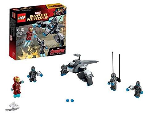 LEGO Super Heroes 76029 - Iron Versus Ultron