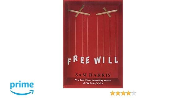 Amazon Fr Free Will Sam Harris Livres