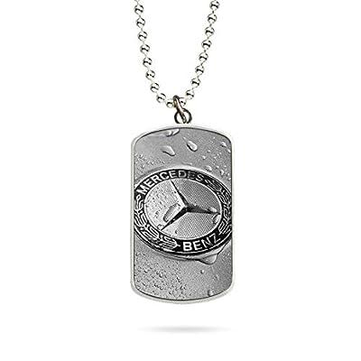 Collier Pendentif Necklace Mercedes Benz