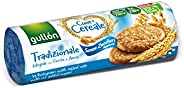 Gullon Heart of Cereal, Whole Grains Cookies with Rolled Oats, Sugar Free, Breakfast Traditional Biscuits 280G