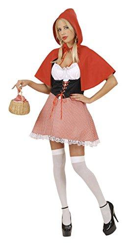 Costume Cappuccetto Rosso donna 7701_ TG. S
