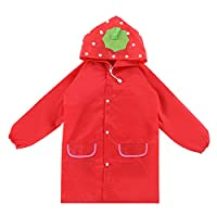 Funny Unisex Kids Waterproof Raincoat KTYY-01