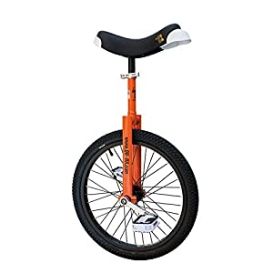 QU-AX Einrad orange/schwarz 2019 Einrad 20 Zoll