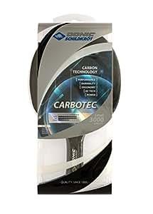 Raquette de tennis de table CARBOTEC 3000 (manche anatomique)