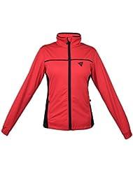 Golf chaqueta ROJO-NEGRO (XL)