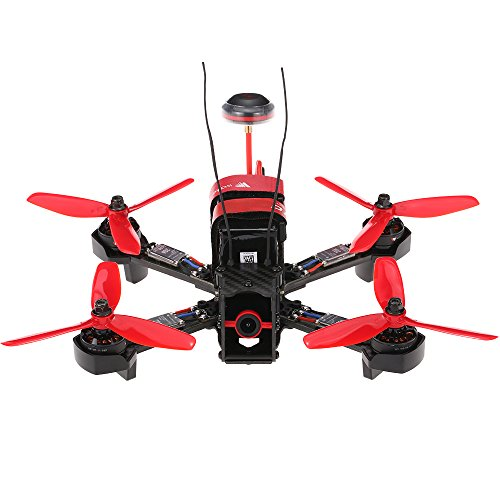 Goolsky Walkera 215 Furieux 5,8 G Brushless F3 Flight Controller OSD Devo 7 FPV Racing Quadcopter RTF