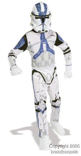 501st Clone Trooper Kinderkostüm aus Star Wars, ()
