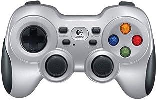 Logitech F710 Wireless Gamepad, Gri
