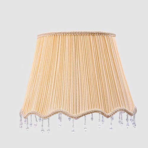 Pequeño pantallas de lámparas para lámpara de mesa, Tela Tambor ...