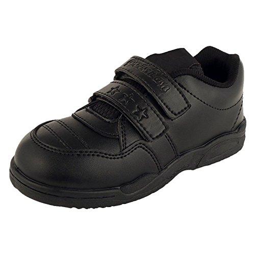 Jabra Black Gola School Shoes Unisex