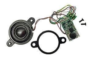 Hornby R8117 TTS - Decodificador de Sonido, Accesorio para riel de Clase de coronación de Princesa