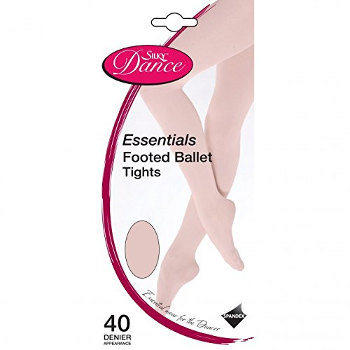 Silky Essential Ballet Collant Footed Silky