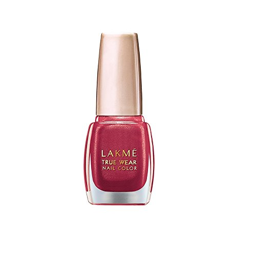 Lakme True Wear Nail Color, Shade 506, 9 ml