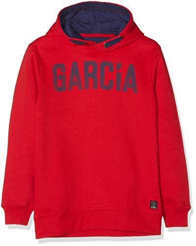 Garcia Kids Jungen U83475 Sweatshirt, Rot (Racing Red 2581), 164 Red Racing Sweatshirt