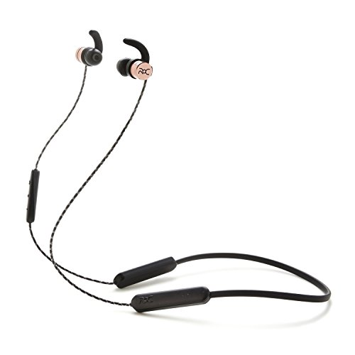 Mischung Bügel (ROC Audio Model II Bluetooth Wireless Sport Earbuds In-Ear Kopfhörer Kupfer)