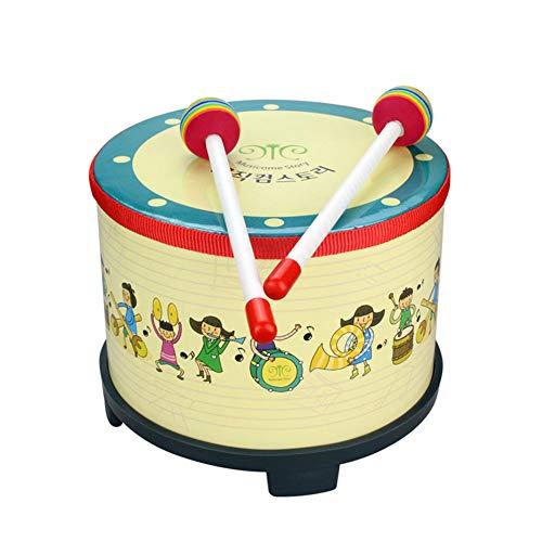 xinzhi Handtrommel Koreanisches Trommel Tambourine Holz 2 Stück Trommelstock Künstlerische Darbietung Schlaginstrument Musik Unterhaltung Ausbildung