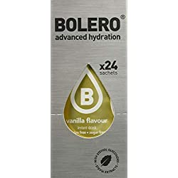 Bolero Classic Vanilla - Paquete de 24 x 9 gr - Total: 216 gr