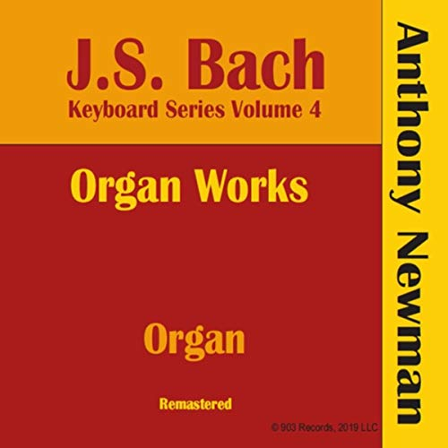 534 Serie (Fantasia and Fugue in F Minor, BWV 534)
