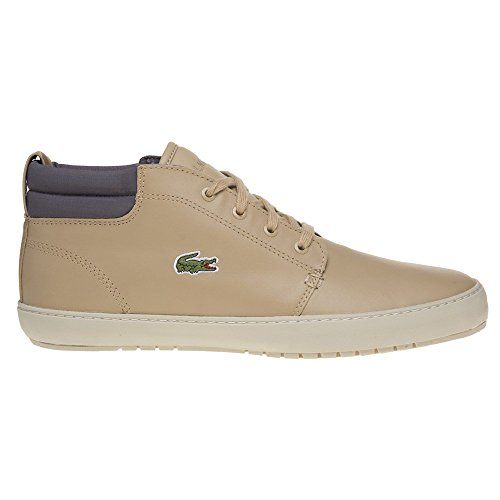 Lacoste Ampthill Homme Baskets Mode Naturel Naturel
