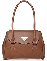 Fostelo Della Women's Handbag (Tan)