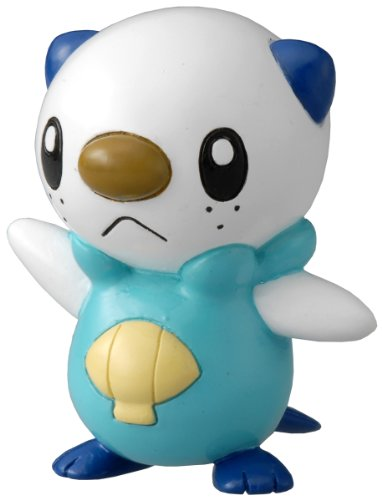 TAKARA TOMY Takaratomy Pokemon Noir et Blanc Monster Collection Figure - M-003 - Mijumaru/Pokémon