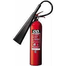 FSS UK Premium 5kg CO2Extintores. BSI–Protector de con 5años de garantía. Ideal para casas KITCHEN lugar oficinas talleres almacenes garajes hoteles restaurantes. 89B nominal